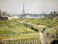 Ponad stuletnie fotografie Paryża