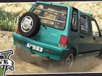 Samochód którego w GTA V nie mogłeś się spodziewać!