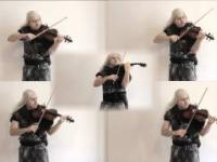 The Witcher 3 Wild Hunt - Hunt or Be Hunted - Dominik Chmurski violin cover