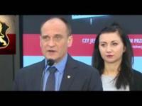 Paweł Kukiz organizuje refrendum w sprawie przyjecia uchodzcow