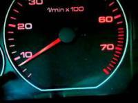 Audi A6C4 2.6 V6 irytujące pipczenie