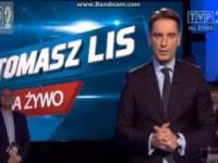 Tomasz Lis na żywo - ostatnie 5 minut programu i pożegnanie
