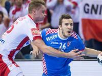 ME piłkarzy ręcznych: Polacy rozbici przez Chorwację, koniec marzeń o medalu