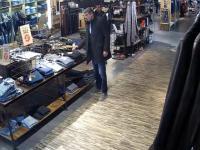 Kradzież w sklepie odzieżowym