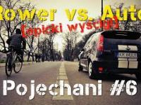 Samochód vs. Rower - |WYŚCIG| - Top Gear po krakowsku