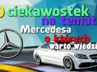 10 ciekawostek na temat Mercedesa, o których warto wiedzieć - 32 TOP10