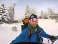 Zimowa wyprawa Norwegia
