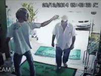 Pier.. się!!! Gangster zniszczony przez dziadka!!!