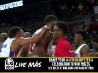 Niesamowity rzut w NBA