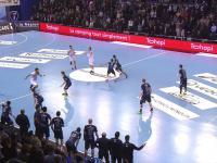 Niesamowity, zwycięski rzut w lidze francuskiej