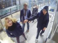 Polak broni kobietę w Sztokholmskim metrze. Pozostali nie reagują tak stanowczo