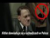 Reakcja Adolfa Hitlera na uchodźców w Polsce