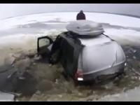 Wodowanie SUVa