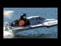 260mph Drag-boat
