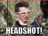 Airsoft Sniper Cam - HEADSHOT! | Bodgeups Airsoft