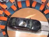 Podziemny system parkingowy w chinach