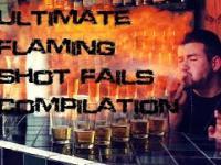Kompilacja faili z płonącymi drinkami