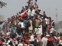 Chyba najbardziej zaludniony pociąg