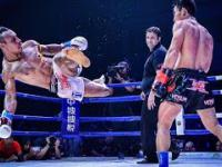 Chyba jeden z najpiękniejszych nokautów w kickboxingu