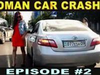 Kobiety za kierownicąm (Woman Car Crashes)