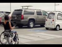 Samochód dla osób niepełnosprawnych