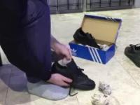 Odwieczny problem przy zakupie butów