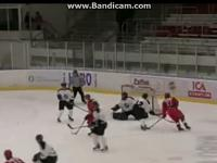 Bramka z główki w hokeju - Dailymotion Wideo