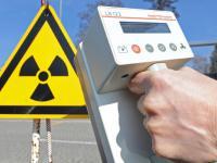 Nagły skok poziomu radioaktywnego cezu 137 nad Helsinkami.