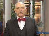 Prawica musi bronić prawa! - Janusz Korwin-Mikke o Trybunale Konstytucyjnym i demokracji