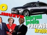 10 limuzyn, którymi jeżdżą przywódcy różnych krajów - 39 TOP10