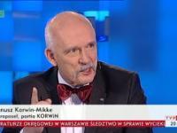 Janusz Korwin-Mikke masakruje PiS 10.03.2016