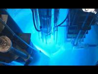 Moment uruchomienia reaktora jądrowego