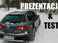 Seat Leon X-Perience 4X4 2.0 TDI 150 KM TEST PREZENTACJA