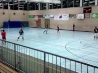 Przepiękny gol meczu ligi halowej