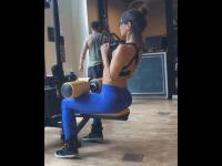 Miss bumbum fitness Carol Dias