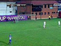 Piękny gol w Pucharze Serbii z 35 metrów - Dailymotion Wideo