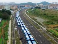 Wielka dostawa autobusów elektrycznych dla miasta Shenzhen