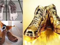 TOP 5 Najdroższych butów na świecie