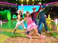 Super Mario Bros - Choreografia