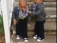 Prawdziwy brat bliźniak zawsze pomoże