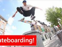 PEOPLE ARE AWESOME - SKATEBOARDING EDITION