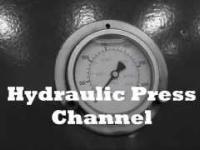 Czy z pomocą prasy hydraulicznej da się 7 razy złożyć papier?
