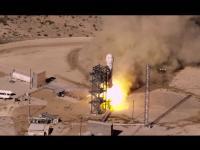 3 lot rakiety Blue Origin