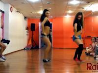 Krótki pokaz tańca