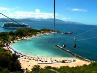 Najdłuższy zjazd linowy nad wodą na świecie