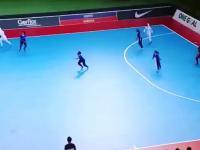 A Iranki w futsalu strzelają bramki tak