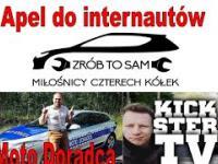 Apel do internautów - Kierowców z wideo-rejestratorami
