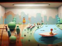 Ma'agalim - Piękna animacja do muzyki zespołu Jane Bordeaux