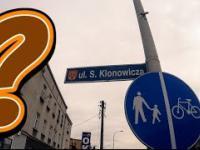 Ulica Klonowicza czy Klonowica ??? Dzwonimy do urzędu miasta w Ostrowie Wielkopolskim :)