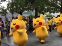 Parada Pikachu
